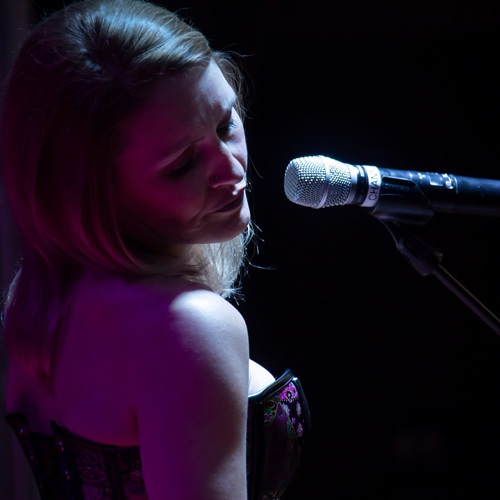 Amanda Stone and the BBE